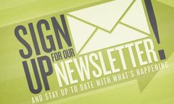 Sign up for Church Email